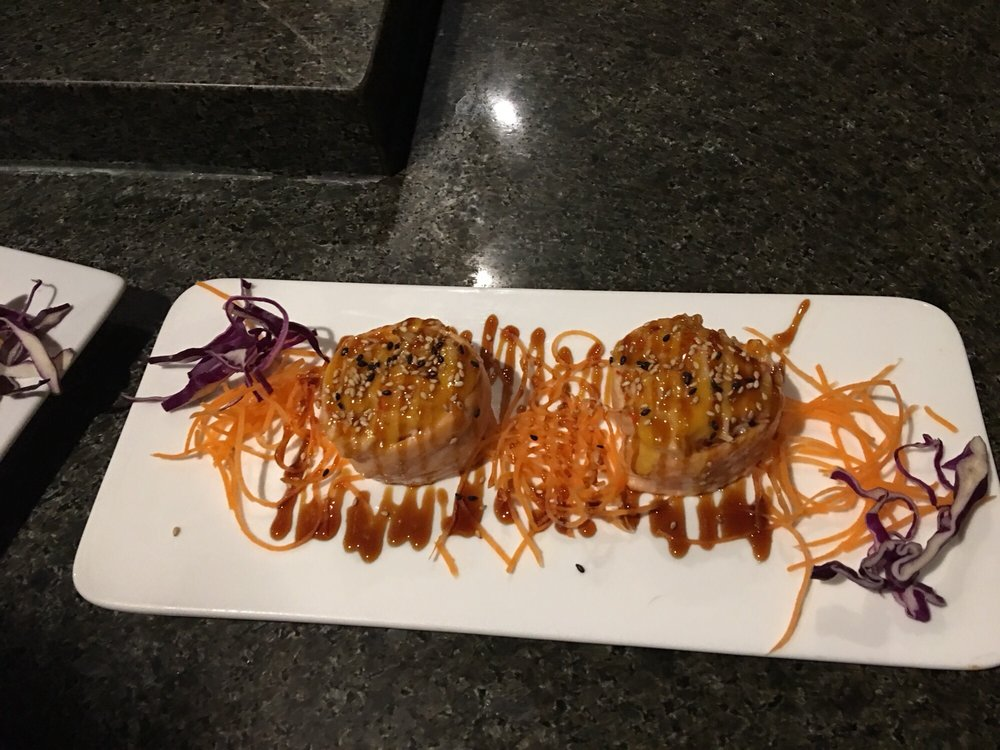 Food from Fuji Japanese Steakhouse