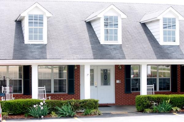 Rosewood Nursing Home ~ Rosewood tupelo care home nursing homes