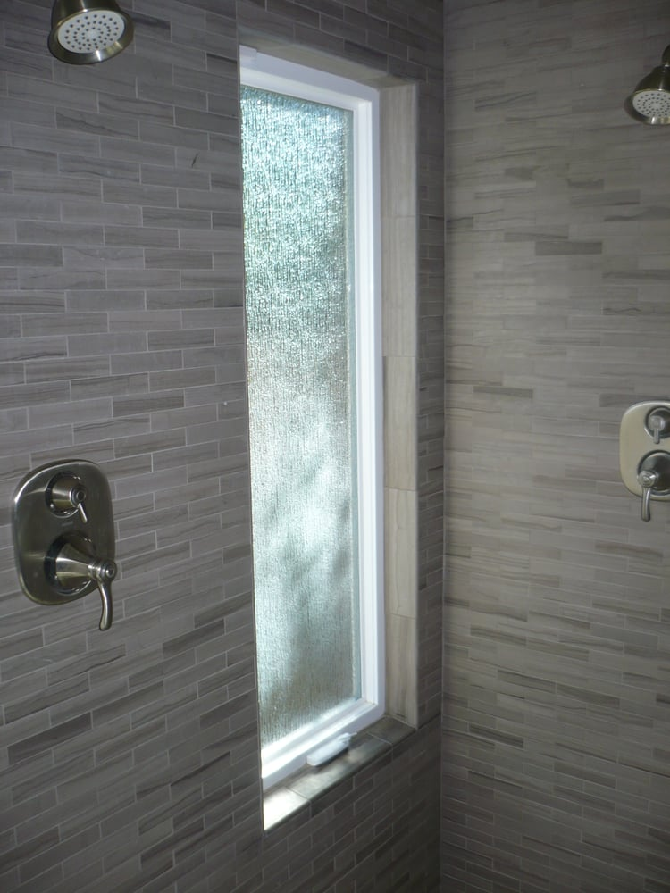 Bathroom Casement Window With Rain Obscured Glass Yelp