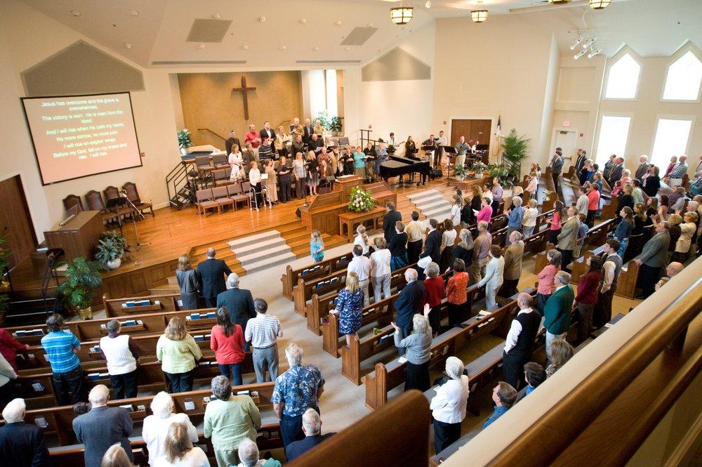 Hamilton Baptist Church: 16 E Colonial Hwy, Hamilton, VA