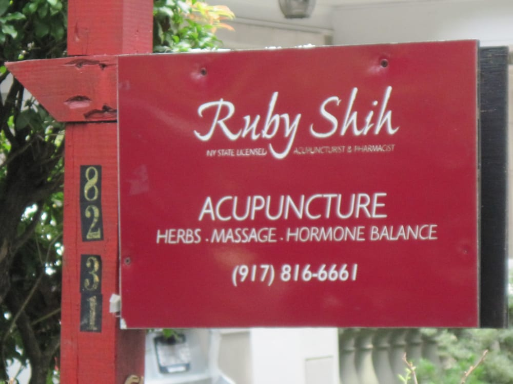 Ruby Acupuncture Center: 8231 Austin St, Kew Gardens, NY
