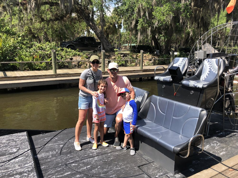 Southern Style Airboat Tours: 3117 W Dixie Blvd, Fort Pierce, FL