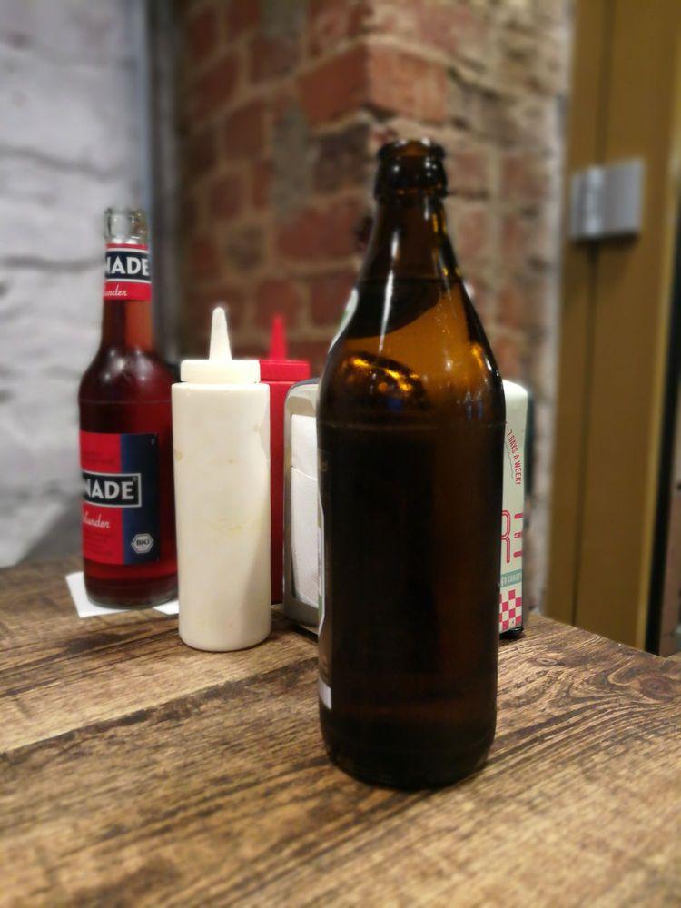 Getränke Interieur, Bier und Limo - Yelp