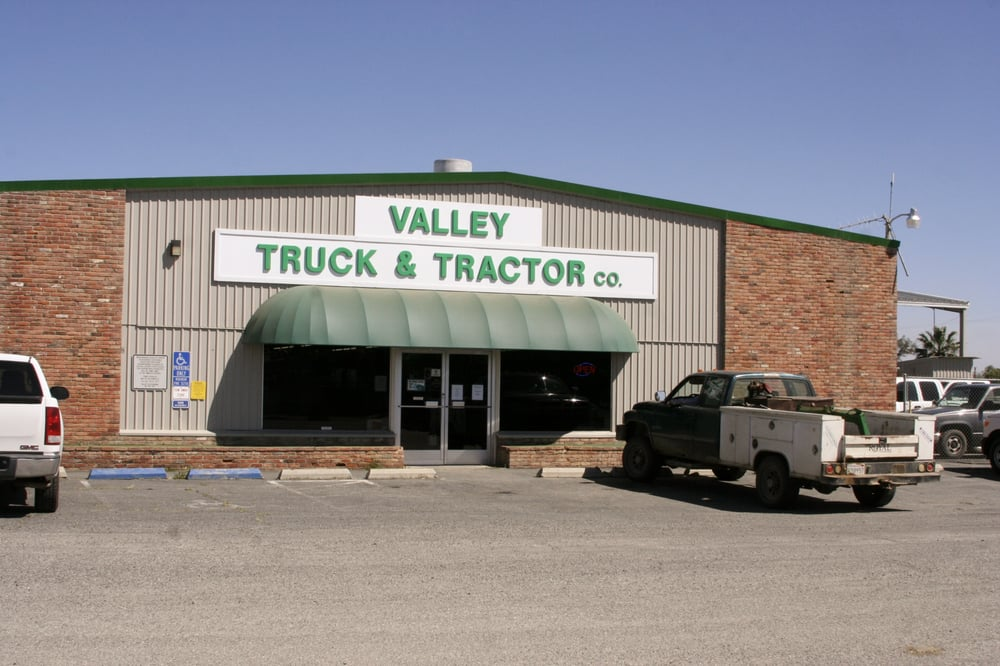 Valley Truck & Tractor: 160 County Rd G, Willows, CA