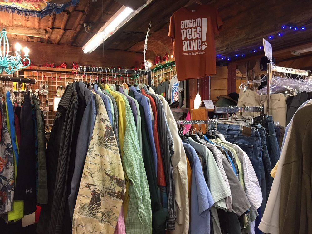 Austin Pets Alive! Thrift - Burnet