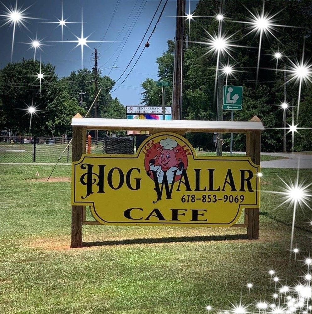 Hog Wallar Cafe: 229 Centralhatchee Pkwy, Centralhatchee, GA