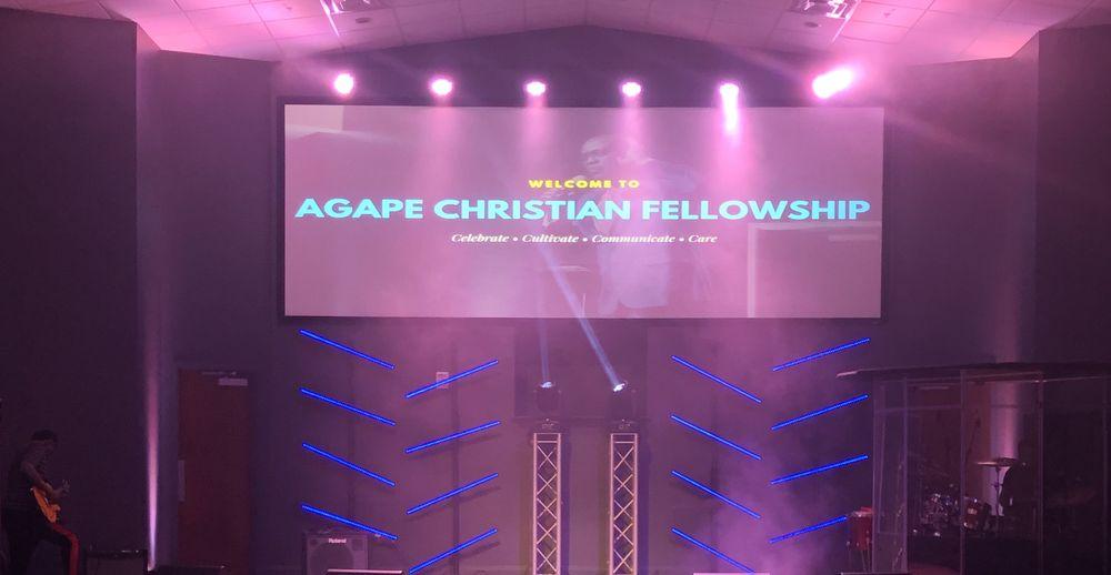 Agape Christian Fellowship: 8270 Buckingham Rd, Fort Myers, FL