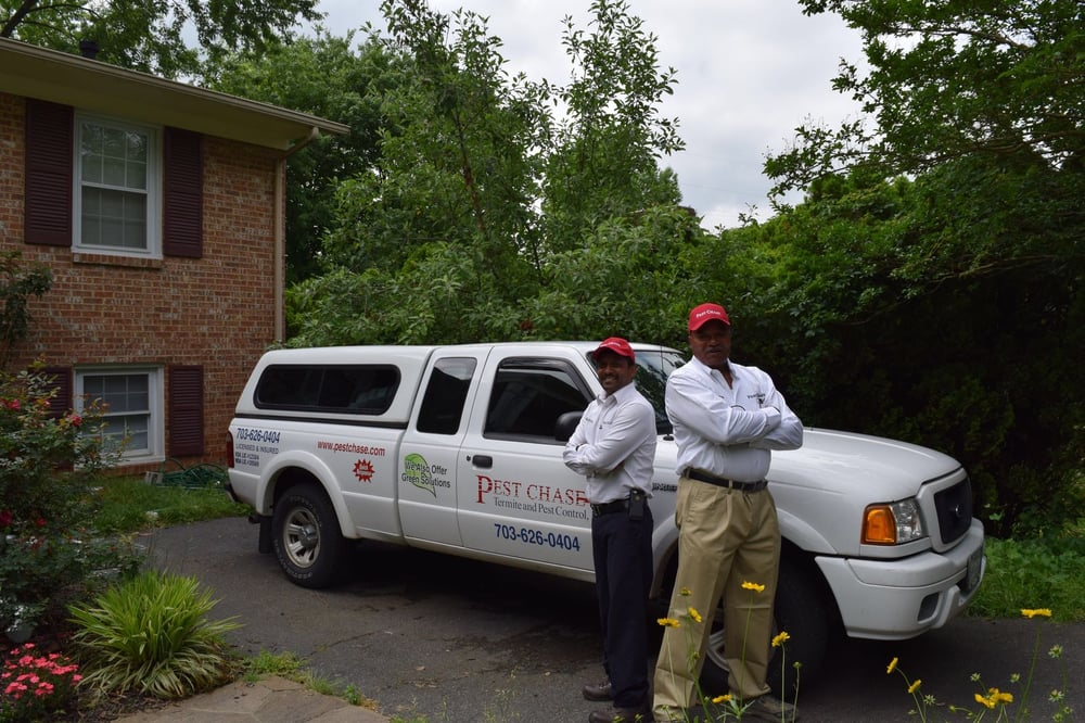 Pest Chase Termite and Pest Control: 4103 Duvawn St, Alexandria, VA