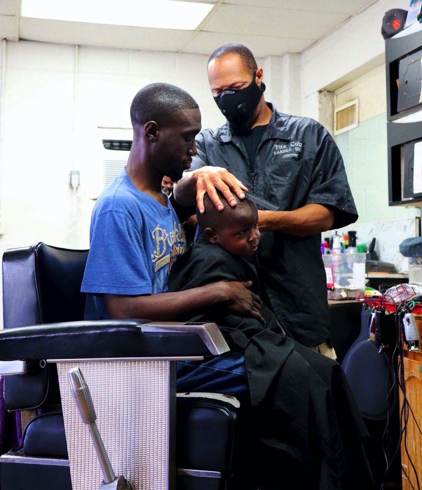 Tite Cutz Barber Shop: 126 N Rutherford St, Wadesboro, NC