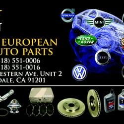 European Auto Parts >> Vg European Auto Parts Auto Parts Supplies 815 Western Ave
