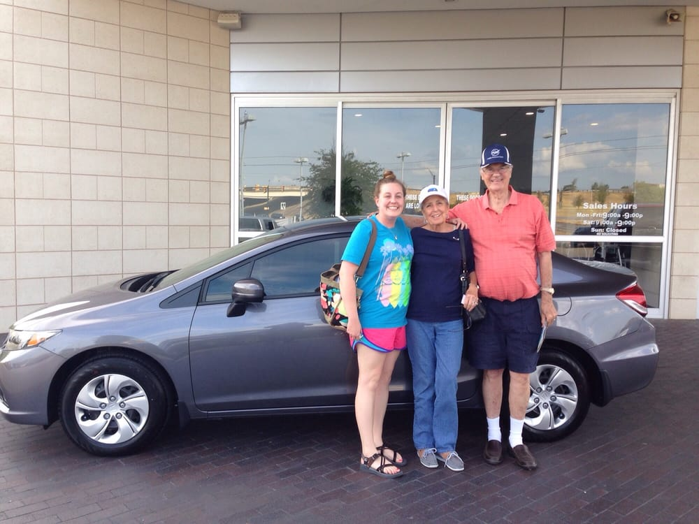 Honda of fort worth 14 photos 35 reviews dealerships for Honda dealerships in dfw