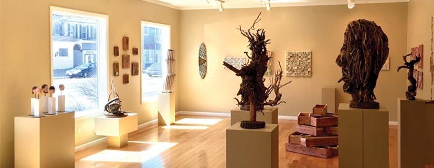 Kaaterskill Fine Arts Gallery: 7950 Main St, Hunter, NY