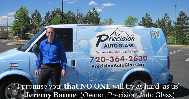 Precision Auto Glass: 200 S Wilcox St, Castle Rock, CO