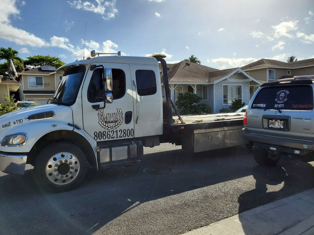 Towing business in Makakilo, HI