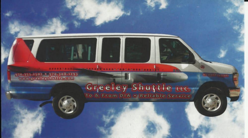 Greeley Shuttle LLC: 4707 W 5th St, Greeley, CO