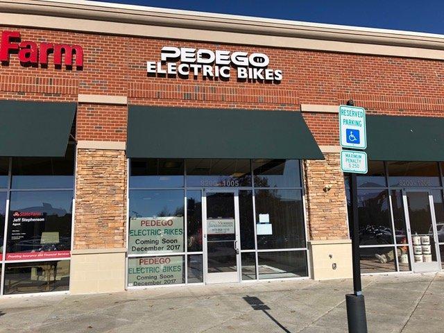 Pedego Electric Bikes Triangle