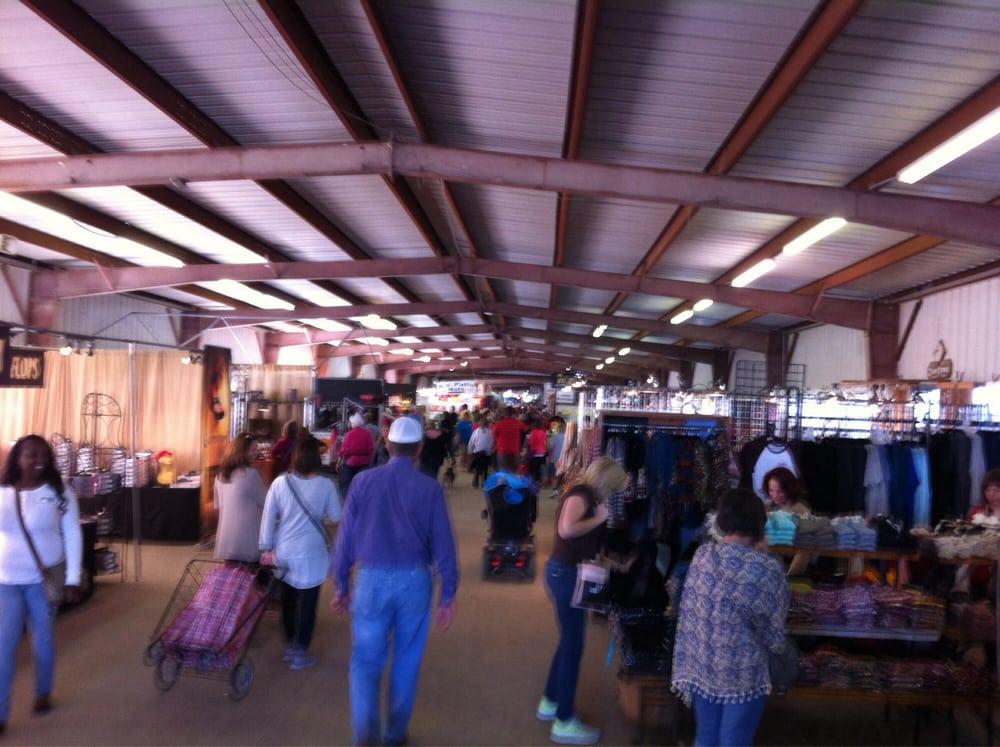 Trade Days Pavillion: 800 Flea Market Rd, Canton, TX