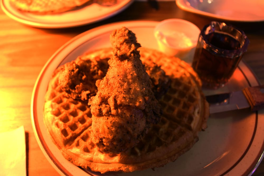 Fat's Fried Chicken & Waffles