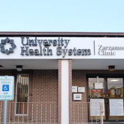 Zarzamora Clinic - University Health System - Family ...