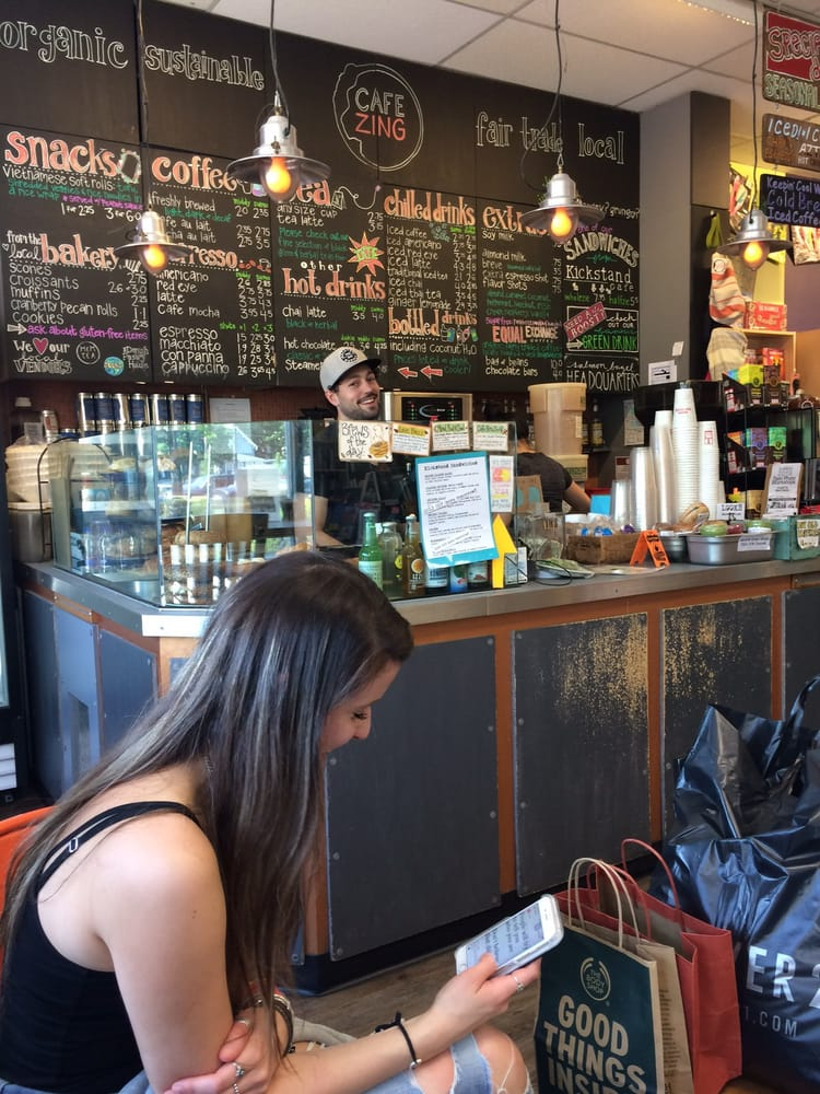 Cafe Zing: 25 White St, Cambridge, MA