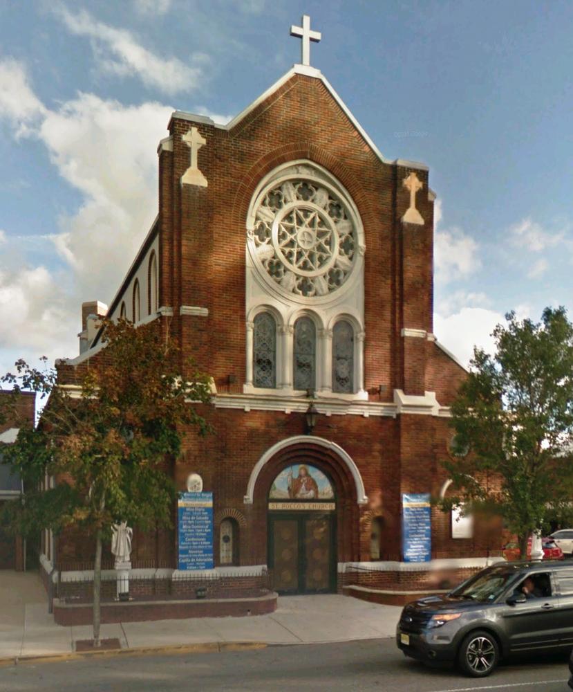 St Rocco Church Union City Nj