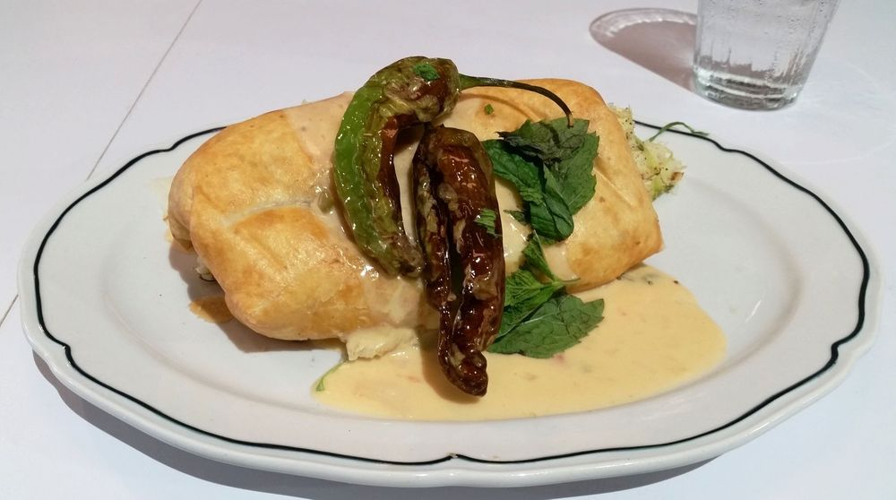 Atlas Diner: 409 Travis St, Houston, TX