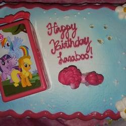 1 Year Old Birthday Cake Photo Of Publix Supermarket