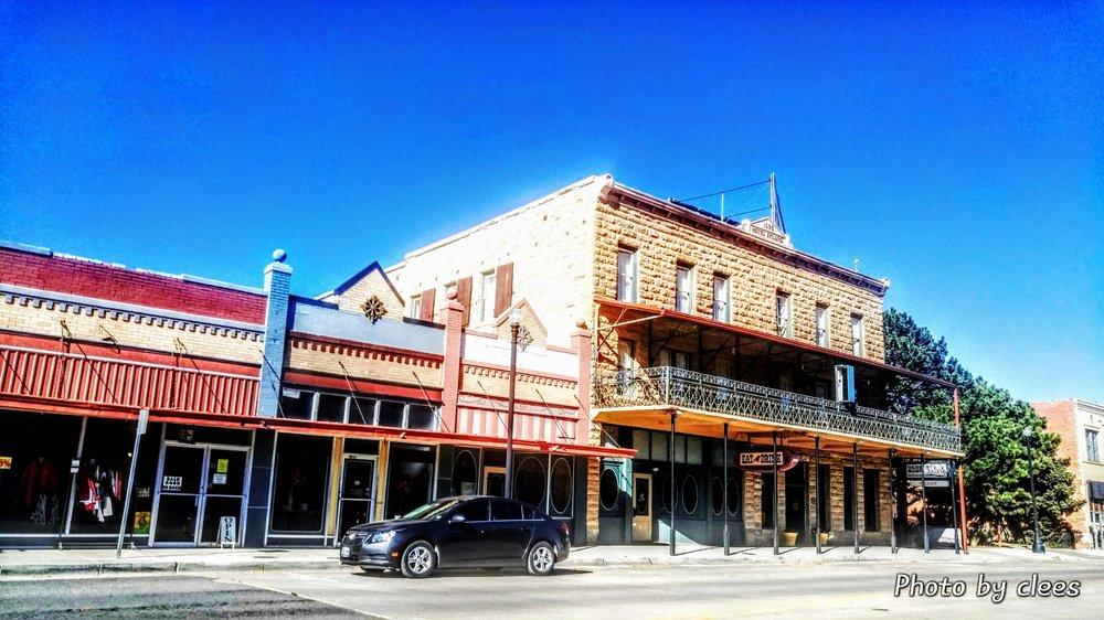 Town of Springer: 612 Colbert Ave, Springer, NM