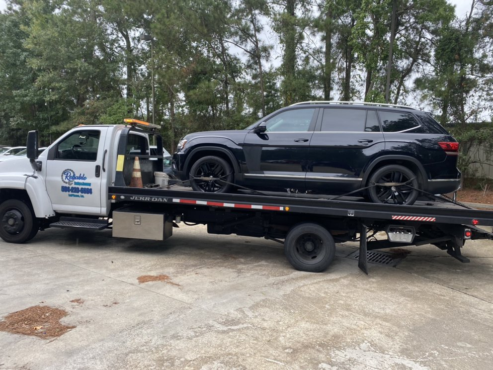 Reliable Towing and Recovery: Kenner, LA