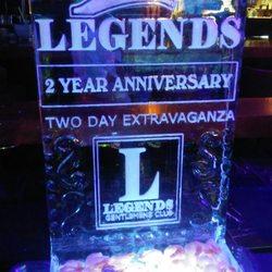 Legends strip club houston