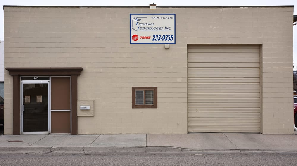Air Exchange Technologies: 540 Pershing Ave, Pocatello, ID