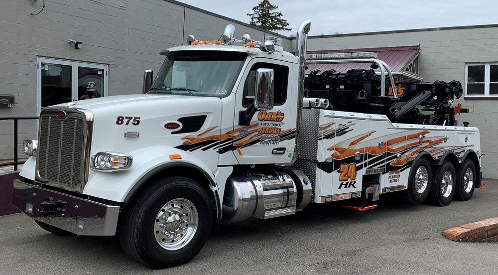Oak's Auto/Truck Service: 19 35th St, Pittsburgh, PA