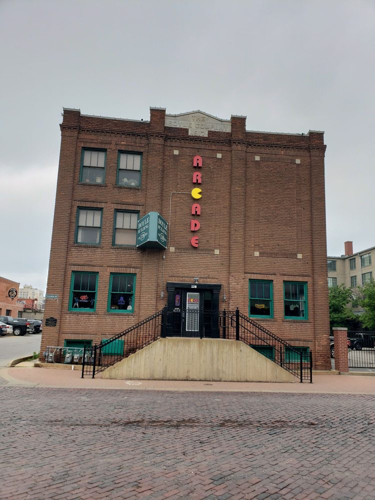 The Arcade: 139 N Mead St, Wichita, KS