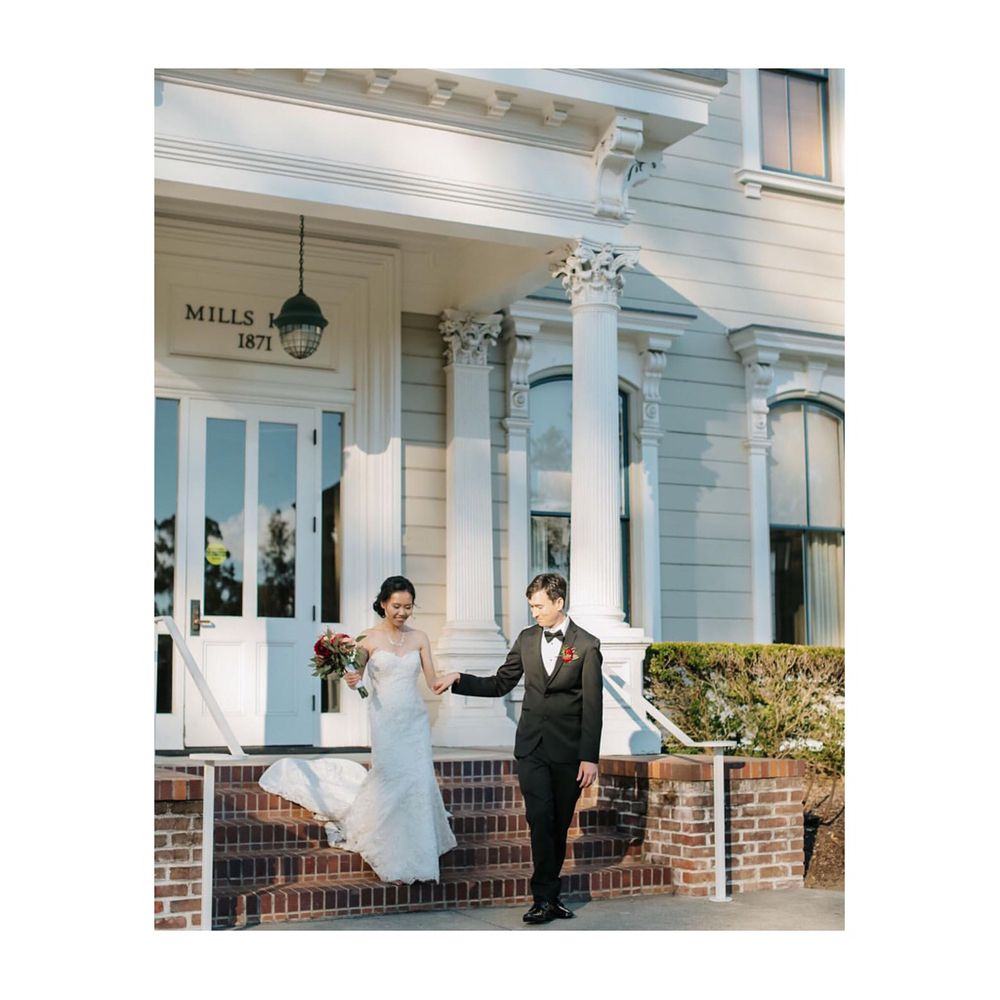 Pearl White Wedding: 37126 Maple St, Fremont, CA