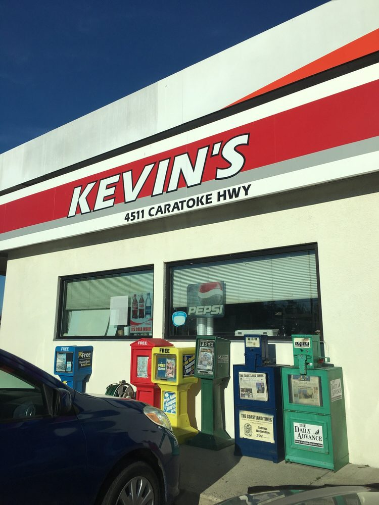Kevins Store: 4511 Caratoke Hwy, Barco, NC