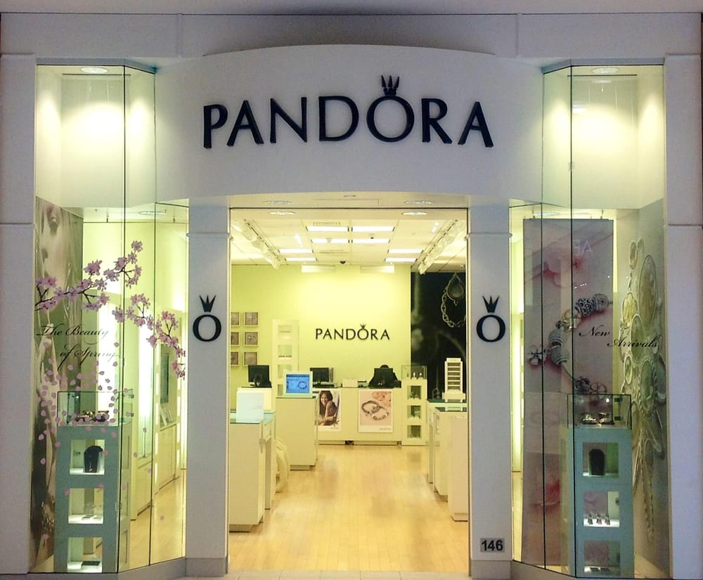 pandora jewelry store at international plaza tampa fl yelp