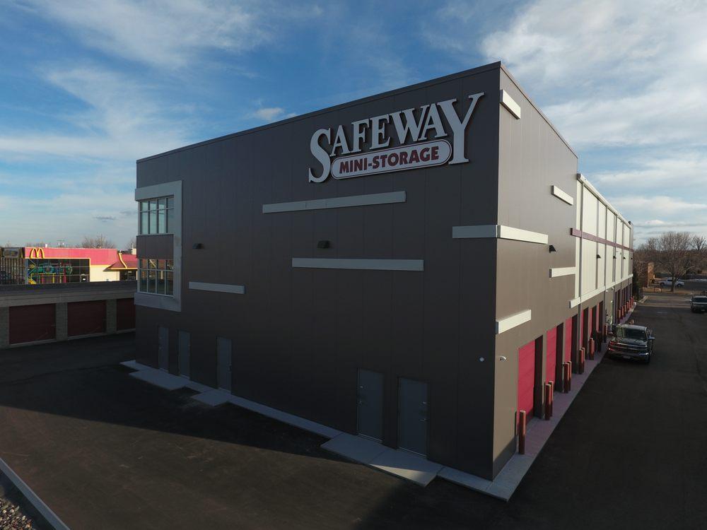 Safeway Mini-Storage: 2420 W Industrial Blvd, Long Lake, MN