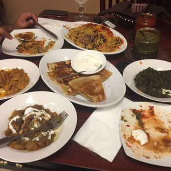 Kabul Express Restaurant Newark Ca