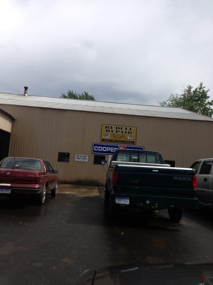 Rudell Repair: 65737 Red Arrow Hwy, Hartford, MI