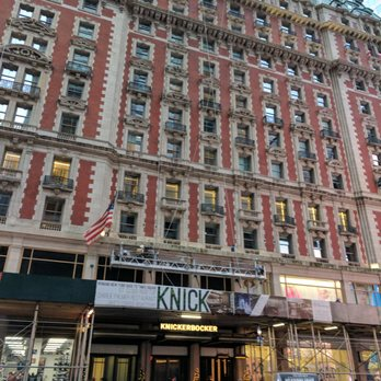 Photo Of The Knickerbocker Hotel New York Ny United States View From