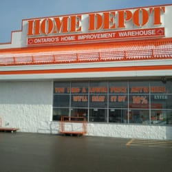 Billy Bishop Way Home Depot