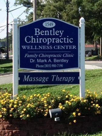 Bentley Chiropractic Wellness Center カイロプラクター 整体 1549