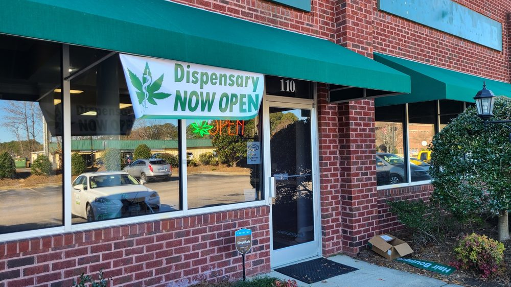The Hemptender of Cary: 590 E Chatham St, Cary, NC