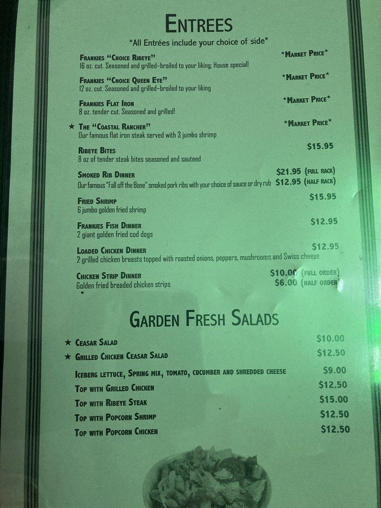 Frankies Bar N Grill