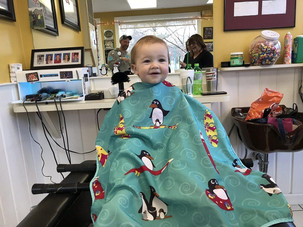 Robin Reed Barbering: 8003 Main St, Dexter, MI