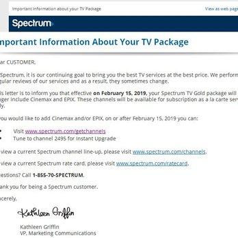 Spectrum - 36 Photos & 204 Reviews - Television Service