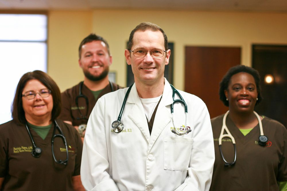 PrimeCARE Medical Clinic: 812 Oak St, Conway, AR