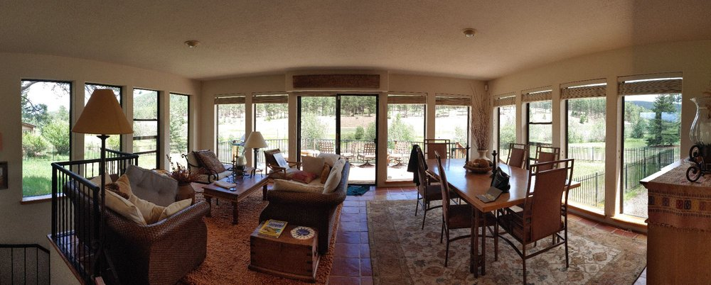 Clear New View Windows, Screens & Gutters Cleaning: Angel Fire, NM