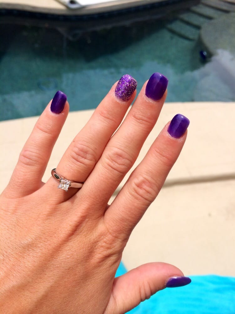 she repaired my index finger & did not measure the nail tip, which ...