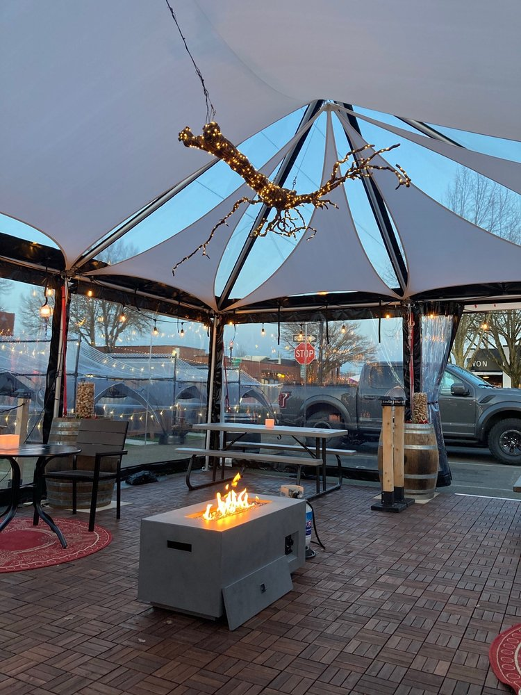 Syndicate Wine Bar: 12620 SW First St, Beaverton, OR